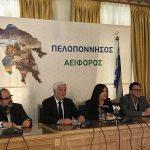 Πέτρος Τατούλης: «Πρότυπο για όλη τη χώρα το πρόγραμμα καταπολέμησης των κωνωποειδών της Περιφέρειας Πελοποννήσου»