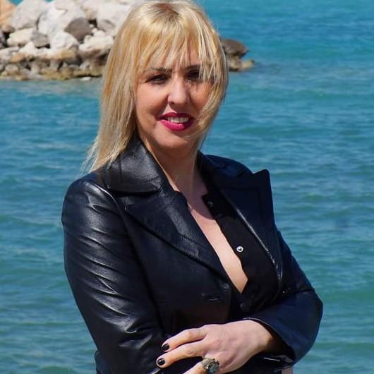 Αποτέλεσμα εικόνας για Μαρία Γκορίτσα: Άλλο ένα δυνατό «χαρτί» στο πλευρό του Σπύρου Σταματόπουλου