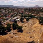 Η Αρχαία Κορινθία από ψηλά (video)