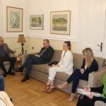 Συνάντηση του περιφερειάρχη Πελοποννήσου με εκπροσώπους Γερμανών ταξιδιωτικών πρακτόρων