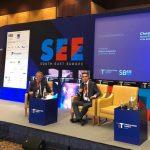 """Ο Χρίστος Δήμας στο """"Thessaloniki Summit 2019"""" «Στόχος μας είναι να συνδέσουμε την Έρευνα με την επιχειρηματικότητα»"""