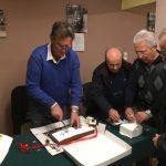 Ο όμιλός Μπριτζ Κορίνθου έκοψε την πρωτοχρονιάτικη πίτα