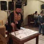 Ο Πολιτιστικός και Αθλητικός Σύλλογος της ενορίας Αγ. Γεωργίου έκοψε την πίτα του (VIDEO-ΦΩΤΟ)