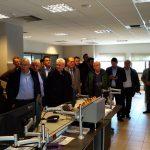 Στο Λιγνιτικό Κέντρο της ΔΕΗ στη Μεγαλόπολη ο περιφερειάρχης Π. Νίκας και ο υφυπουργός Ενέργειας Γ. Θωμάς