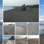 Kαθαρισμός του παραλιακού μετώπου του Δήμου Βέλου – Βόχας