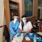 Διενέργεια προληπτικών τεστ ανίχνευσης του Covid-19 στους υπαλλήλους του Δήμου Βέλου – Βόχας