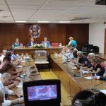 Με 14 θέματα ημερήσιας διάταξης συνεδριάζει την Τετάρτη το Δημοτικό Συμβούλιο Κορινθίων