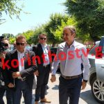Στην Κέρκυρα ο Πρωθυπουργός Κ. Μητσοτάκης – Αποκλειστικές εικόνες και βίντεο
