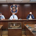 Β.Νανόπουλος: Σύντομα θα έχουμε στα χέρια μας το σχέδιο που θα βελτιώσει την κίνηση και την καθημερινότητα των πολιτών
