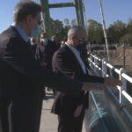Αυτοψία και σύσκεψη με πρωτοβουλία του Υφυπουργού Περιβάλλοντος –  Ενέργειας Νίκου Ταγαρά για την διώρυγα στον Ισθμό της Κορίνθου (VIDEO)
