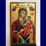 Επαναπατρισμός 2 εικόνων που είχαν κλαπεί από μονή της Καρδίτσας και εντοπίστηκαν στον Λίβανο