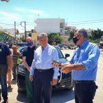 Με μέσα και εξοπλισμό ενισχύει ο δήμος Κορινθίων την υπηρεσία καθαριότητας – Β.Νανόπουλος: Είστε η εικόνα του δήμου, είμαι στο πλευρό σας για ό,τι χρειάζεστε