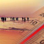 ΕΜΥ: Έκτακτο δελτίο για τον καύσωνα — Υψηλότατες θερμοκρασίες και μεγάλη διάρκεια