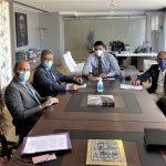 Η Πηγή Λουτρών Ωραίας Ελένης αντικείμενο της συνάντησης του Δημάρχου Κορινθίων Β.Νανόπουλου με τον Υπουργό Τουρισμού Β.Κικίλια